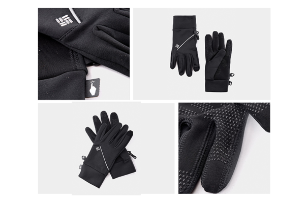 Glove packshots shoot maded by Lakssya - web and e-marketing agency