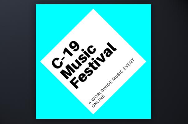 Official logo of C-19 Music Festival.